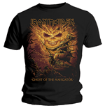 T-shirt Iron Maiden - Ghost Of The Navigator