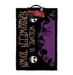 Paillasson Nightmare Before Christmas - Halloween Town