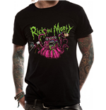 T-shirt Rick and Morty 272327