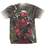 T-shirt Marvel Comics: Deadpool Cash