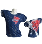 T-shirt Écosse rugby 272764