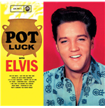 Vinyle Elvis Presley - Pot Luck (Gold Vinyl)