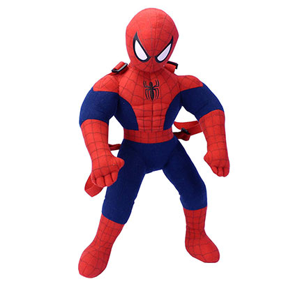 Sac à Dos Peluche Spiderman