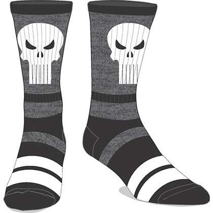 Chaussettes Varsity The Punisher