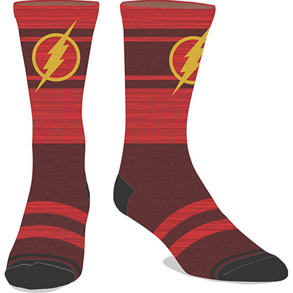 Chaussettes The Flash