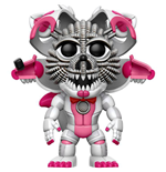 Five Nights at Freddy's POP! Games Vinyl Figurine Jumpscare Foxy Summer Convention Exclusive 9 cm