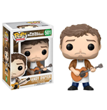 Parks and Recreation POP! TV Vinyl figurine Andy Dwyer 9 cm