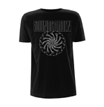 T-shirt Soundgarden - Black Blade Motor Finger