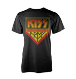 T-shirt Kiss - Kiss Army