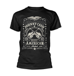 T-shirt Johnny Cash - American Rebel