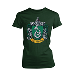 T-shirt Harry Potter - Serpentard