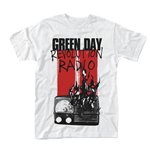 T-shirt Green Day - Radio Combustion
