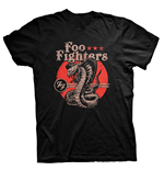 T-shirt Foo Fighters  273326