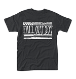 T-shirt Fall Out Boy - Us Flag