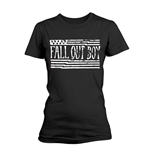 T-shirt Fall Out Boy US FLAG