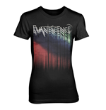 T-shirt Evanescence - Tour Logo