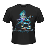 T-shirt Def Leppard - On Through The Night