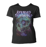 T-shirt Avenged Sevenfold SPACE FACE