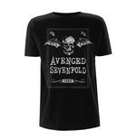 T-shirt Avenged Sevenfold FACE CARD