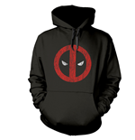 Sweat à Capuche Marvel Comics - Deadpool Logo