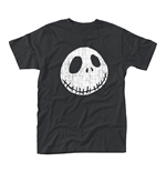T-shirt Nightmare Before Christmas - The Cracked Face