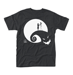T-shirt The Nightmare Before Christmas MOON OOGIE BOOGIE
