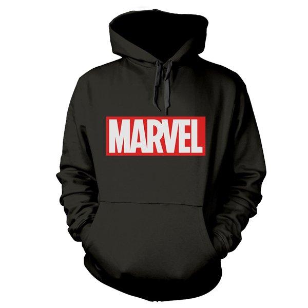 537ebe7c22dc8 Achetez Sweat à Capuche Marvel Comics - Logo