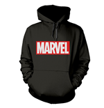 Sweat à Capuche Marvel Comics - Logo