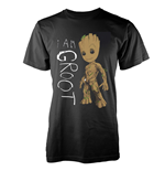 T-shirt Marvel Les Gardiens de la Galaxie Vol 2 - I Am Groot