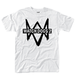 T-shirt Watch Dogs 2 LOGO