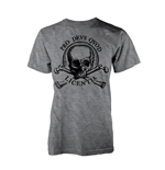 T-shirt Uncharted 4 - Skull