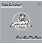 Vinyle Bad Company - Run With The Pack (2 Lp)