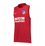 Maillot Fitness Atletico Madrid 2017-2018 (Rouge)