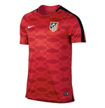 Maillot Atletico Madrid 2017-2018 (Rouge)