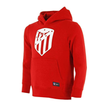 Sweat-shirt Atletico Madrid 2017-2018 (Rouge)