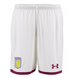 Short Aston Villa 2017-2018 Home (Blanc)