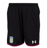 Short Aston Villa 2017-2018 Away (Noir)