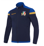 Sweat-shirt Italie rugby 2017-2018