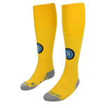 Chaussettes de Football SSC Naples Kappa Away 2017-2018 (Jaune)