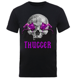 T-shirt Young Thug pour homme - Design: Thugger Slim Skull