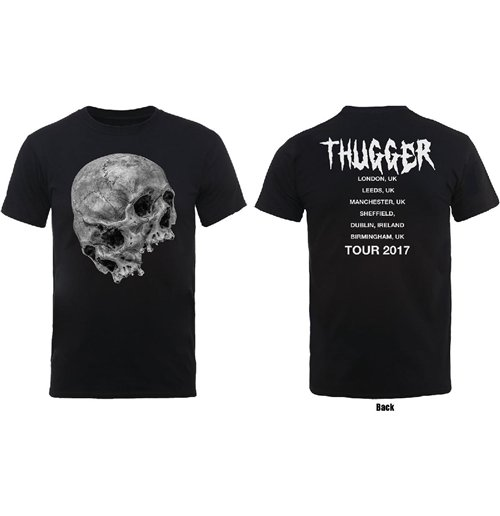 T-shirt Young Thug pour homme - Design: Thugger Skull