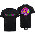 T-shirt Young Thug pour homme - Design: Slime Pop-Up