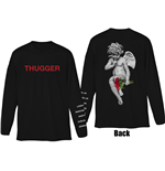 T-shirt Manches Longues Young Thug: Thugger Angel