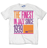 T-shirt Blue Note Records: Finest Jazz
