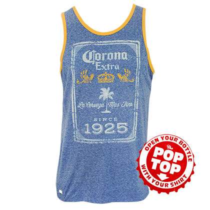 Débardeur Pop Top - Corona Extra - Since 1925