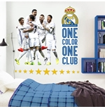 Autocollant Muraux Real Madrid 274256