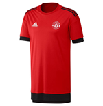 T-shirt Manchester United FC 2017-2018 (Rouge)