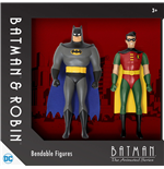 Batman The Animated Series pack 2 figurines flexibles 14 cm