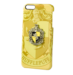 Harry Potter coque en PVC iPhone 6 Plus Hufflepuff Crest
