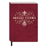 Harry Potter cahier A5 Muggle Studies